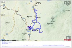 富良野ライド2013コースマップ